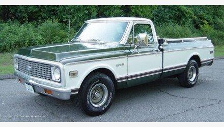 1972 Chevrolet C/K Truck for sale 101167878