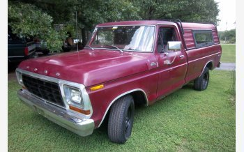1978 Ford F150 2WD Regular Cab for sale 101167948