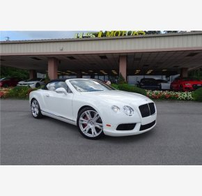 2013 Bentley Continental GT V8 Convertible for sale 101167979