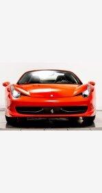 2014 Ferrari 458 Italia Spider for sale 101167984