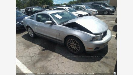 2012 Ford Mustang Coupe for sale 101168361