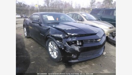 2014 Chevrolet Camaro LT Coupe for sale 101168449