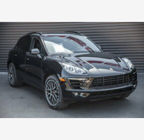 2017 Porsche Macan S for sale 101168470