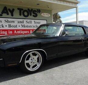 1971 Chevrolet Monte Carlo for sale 101168472
