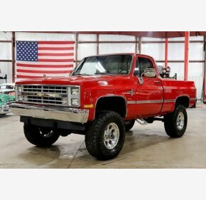 1985 Chevrolet C/K Truck 4x4 Regular Cab 1500 for sale 101168501