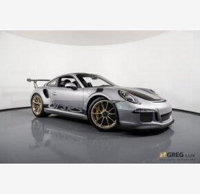 2016 Porsche 911 GT3 RS Coupe for sale 101168584