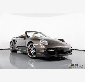 2008 Porsche 911 Turbo Cabriolet for sale 101168596