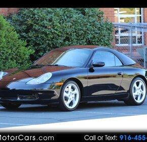 2001 Porsche 911 Cabriolet for sale 101168653