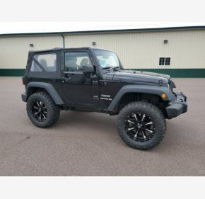 2012 Jeep Wrangler 4WD Sport for sale 101168713