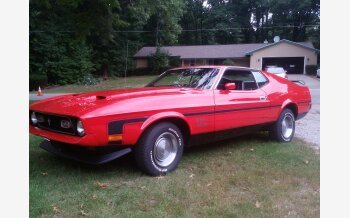 1972 Ford Mustang Mach 1 Coupe for sale 101168741