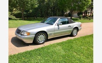 1998 Mercedes-Benz SL500 for sale 101168743