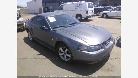 2003 Ford Mustang Coupe for sale 101168963