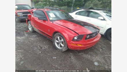 2007 Ford Mustang Coupe for sale 101168969
