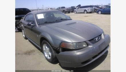 2002 Ford Mustang Coupe for sale 101169079
