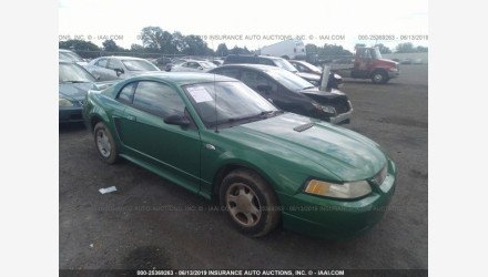 2000 Ford Mustang Coupe for sale 101169080