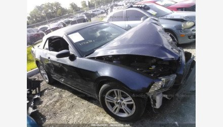 2013 Ford Mustang Convertible for sale 101169120