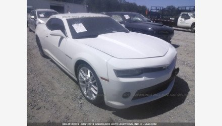 2014 Chevrolet Camaro LT Coupe for sale 101169173