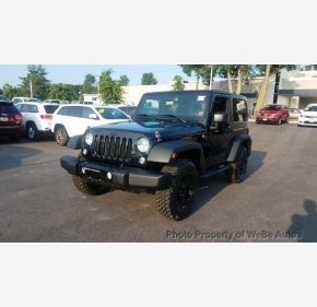 2015 Jeep Wrangler 4WD Sport for sale 101169254