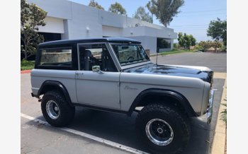 1967 Ford Bronco for sale 101169266