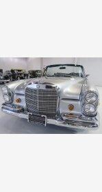 1969 Mercedes-Benz 280SE for sale 101169276