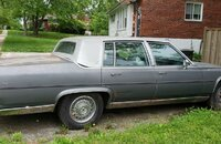 1987 Cadillac Brougham for sale 101169283