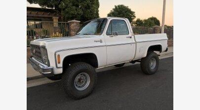 1979 Chevrolet C/K Truck 4x4 Regular Cab 1500 for sale 101169286