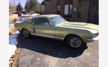 1967 Ford Mustang Shelby GT500 for sale 101169292