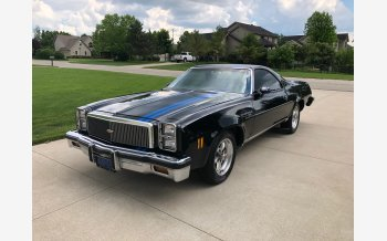 1977 Chevrolet El Camino V8 for sale 101169307