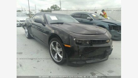 2015 Chevrolet Camaro LT Coupe for sale 101169431