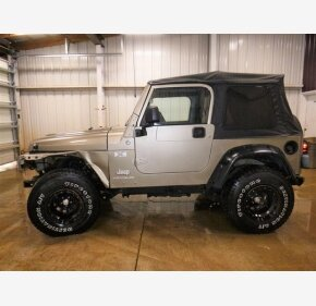 2005 Jeep Wrangler 4WD X for sale 101169497