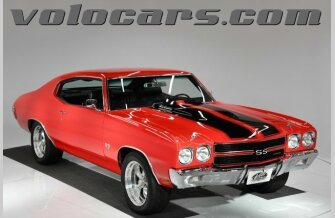 1970 Chevrolet Chevelle SS for sale 101169499