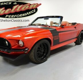 1969 Ford Mustang for sale 101169526