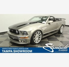 2008 Ford Mustang for sale 101169590