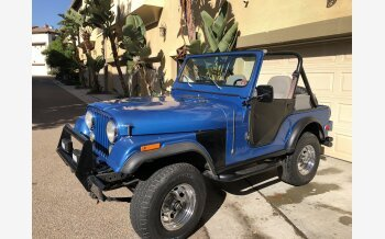 1980 Jeep CJ-5 5 for sale 101169610
