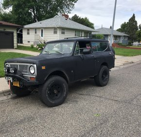 1972 International Harvester Scout for sale 101169621