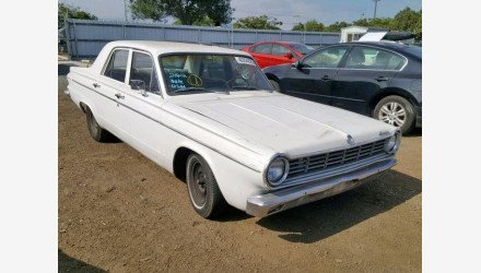 1965 Dodge Dart for sale 101169725