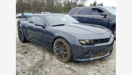 2015 Chevrolet Camaro LS Coupe for sale 101169789