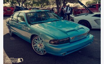 1995 Chevrolet Impala SS for sale 101169892
