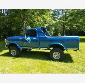 1977 Ford F150 4x4 Regular Cab for sale 101169924