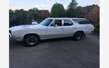 1971 Buick Sport Wagon for sale 101169988