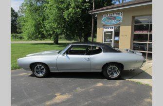 1969 Pontiac GTO for sale 101170002