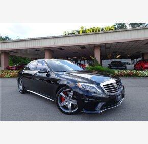 2017 Mercedes-Benz S63 AMG 4MATIC Sedan for sale 101170013