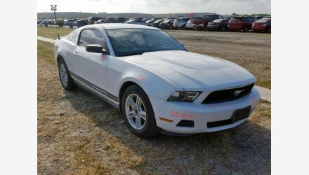 2010 Ford Mustang Coupe for sale 101170023