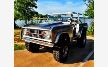 1966 Ford Bronco for sale 101170105