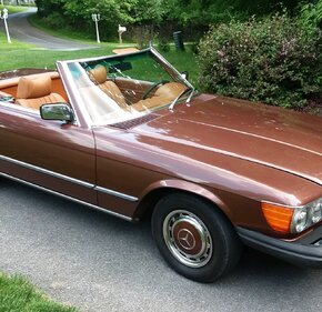 1976 Mercedes-Benz 450SL for sale 101170109