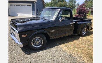 1970 Chevrolet C/K Truck Custom Deluxe for sale 101170149