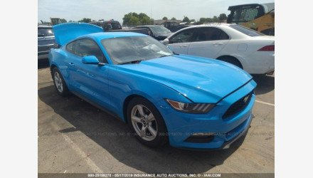2017 Ford Mustang Coupe for sale 101170205