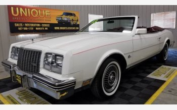 1983 Buick Riviera Convertible for sale 101170414