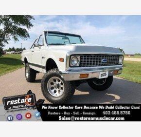 1971 Chevrolet Blazer for sale 101170446