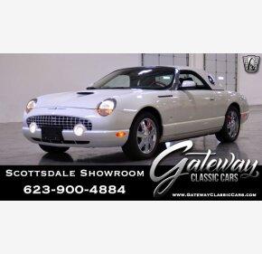 2003 Ford Thunderbird for sale 101170447